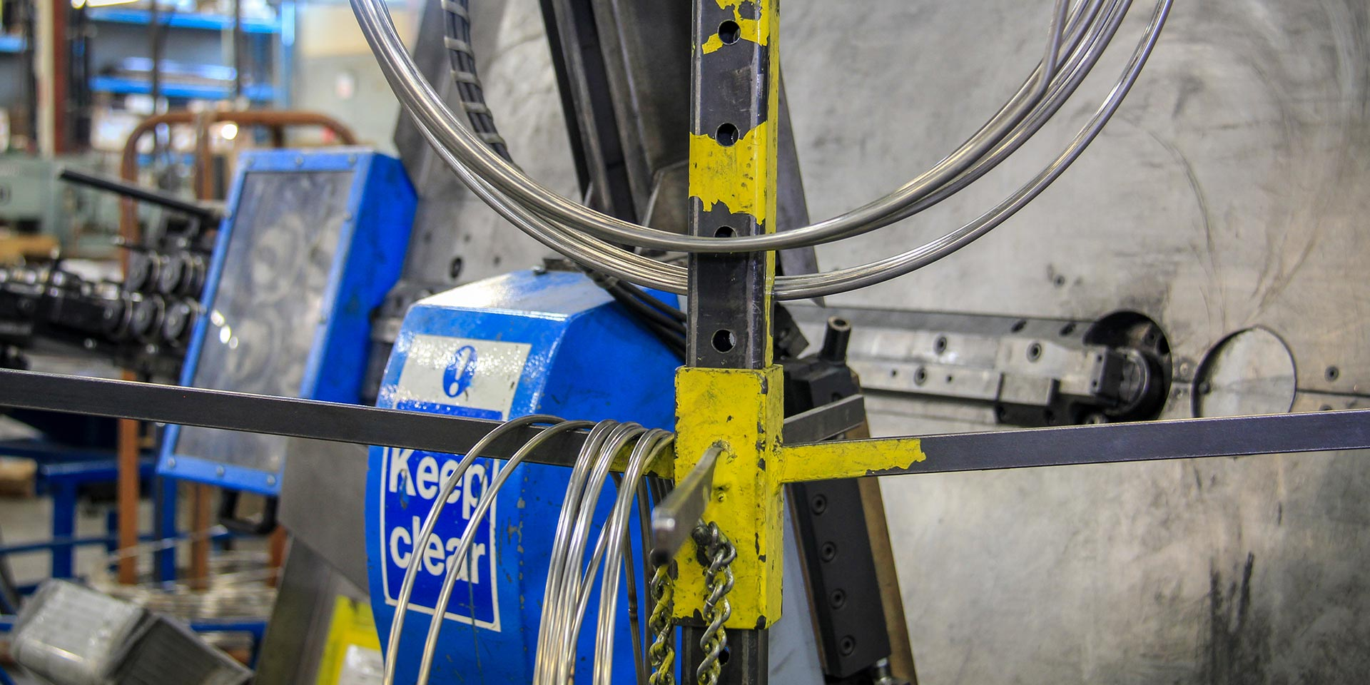 Cnc Wire Bending Services | Cnc Wire Forming Machine Awp Fabrication Vancouver Since 1953