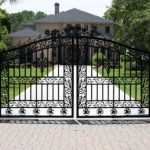 Custom gates fabricated